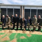 Kilgore Flares Expansion Groundbreaking