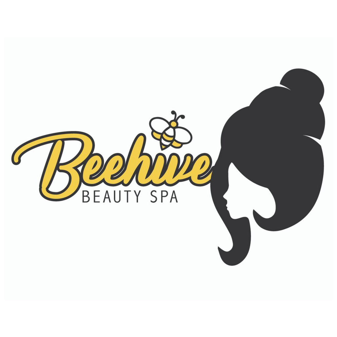 Beehive Beauty Spa logo.